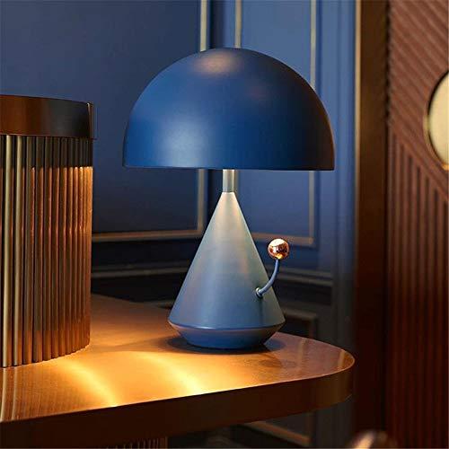 JenLn Bijzettafel lamp paddenstoelontwerp slaapkamer werkkamer bureaulamp modern minimalistisch kinderkamer bedlampje
