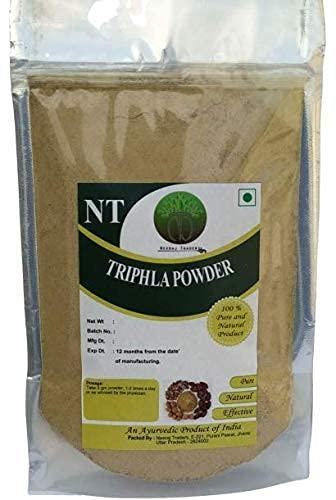 Carlos Neeraj Traders Triphla/Triphala Powder - 1000 Gm