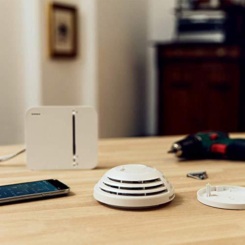 Détecteur de fumée connecté Bosch 2