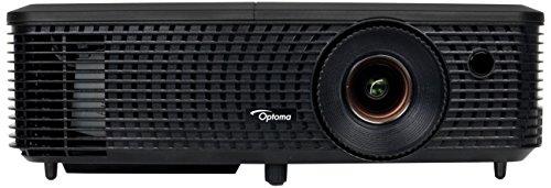 Optoma DS348 SVGA DLP HDMI 3000 Lumens Full 3D Projector - Black