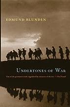 Undertones of War[UNDERTONES OF WAR][Paperback]