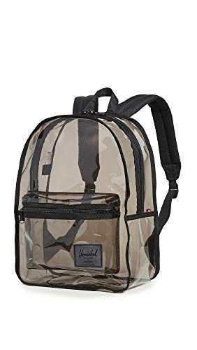Herschel Backpack Classic X-Large Clear Plastic 30 Liter 44,5 x 32 x 6 cm (H/B/T) Women (10492-Clear)