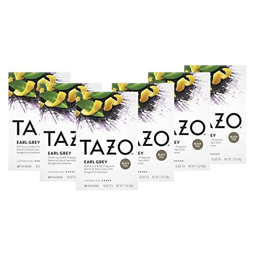 Tazo Black Earl Grey Tea