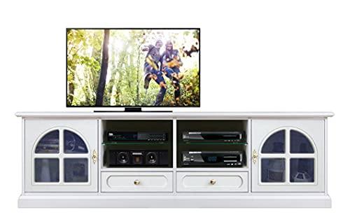 Arteferretto Mueble de TV Anchura 2 metri en Madera laqueada