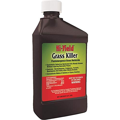 Hi Yield 16 Oz Grass Killer