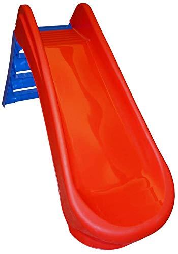 Scivolo per Bambini 2 Anni Scivolo Bambini con Scivolo da Giardino per Bambini Giardino Esterni Interno Parco di Plastica Struttura per Arrampicarsi con Scivolo per Piscina