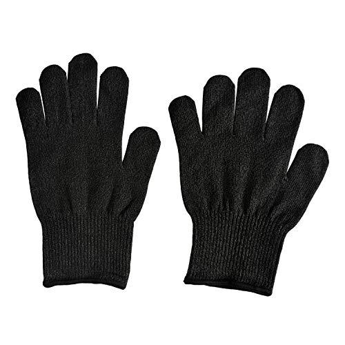 1Par de guantes anticortes, resistentes al corte. Guantes con protección de nivel Remylady 5, protección segura de los alimentos.