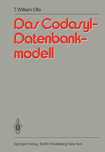 Das Codasyl-Datenbankmodell