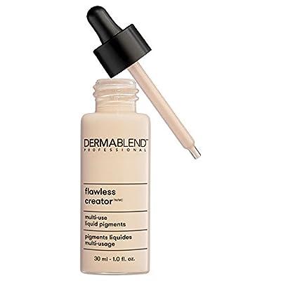 Dermablend Flawless Creator Multi-Use Liquid Foundation Makeup, Full Coverage Foundation, 1 Fl. Oz.