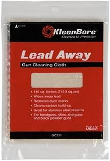 Kleenbore Gun Care Lead Away Gun Cloth