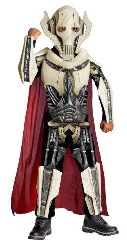 Star Wars Kinder Kostüm General Grievous Gr. 3 bis 4 Jahre - 116 cm
