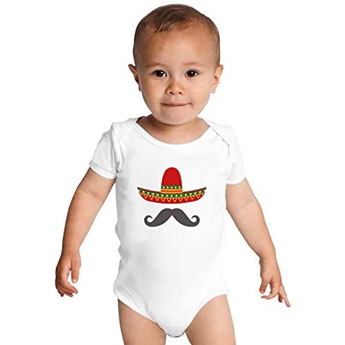 Huang Mono Bebé Sombrero Mexicano