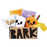 BarkBox Monthly Subscription Box, Dog Chew Toys, All Natural Dog Treats, Dental Chews, Dog Supplies Themed Monthly Box, Medium Dog (20-50lb)
