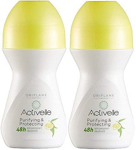 Oriflame Sweden Activelle Purifying and Protecting Antiperspirant 48h Deodorant