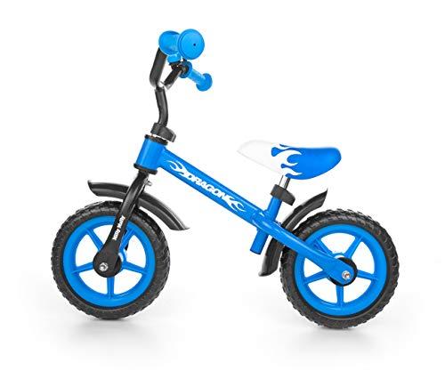 Spokey Jongens Milly Dragon fietskleding kinderen, blauw, universeel