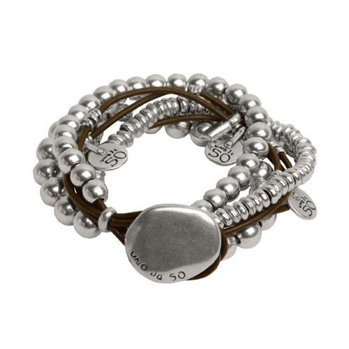 Uno de 50 - PUL0524MT - Bracelet Femme - Argent