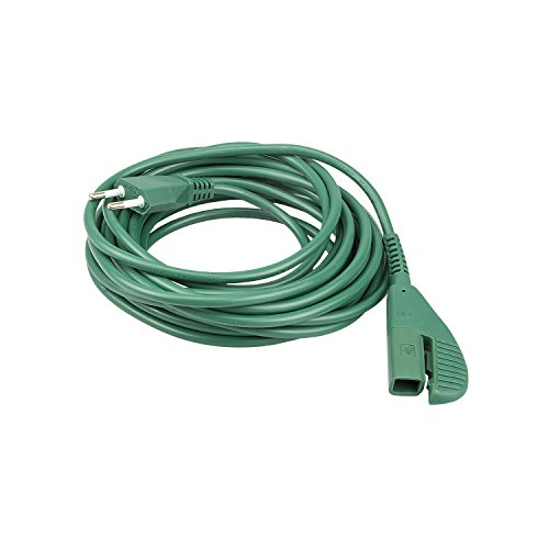 Cavo Elettrico di Alimentazione da 10 Metri Adattabile per Folletto VK 135/136