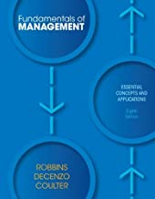Best fundamentals of management robbins 8th edition Reviews
