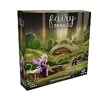 フェアリー・トレイル - 魅力的な森の中の2人のプレイヤーゲームセット