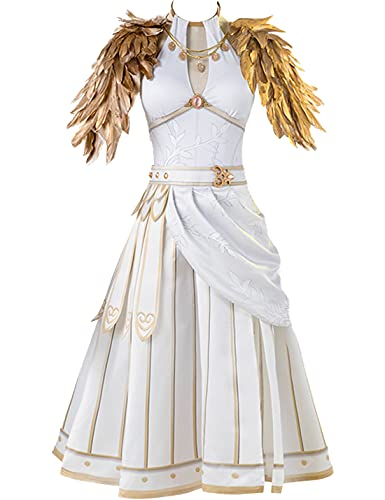 Anime Identity V Martha Behamfil Cosplay traje de fiesta uniforme vestido para mujer conjunto completo