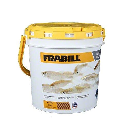 Frabill 2.2 Gallon Bait Bucket