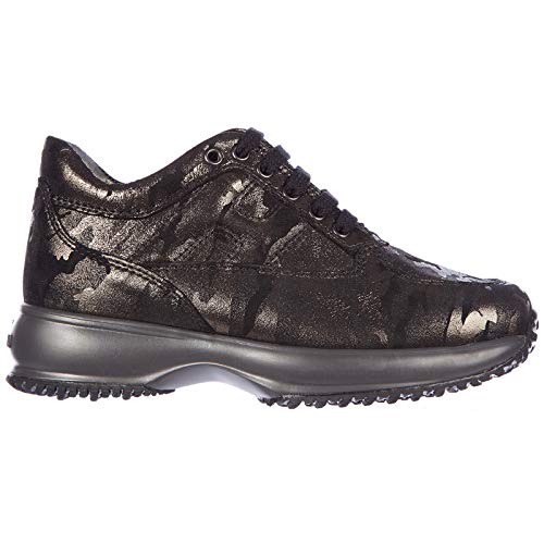 .Hogan Sneakers Interactive Bambino Nero 31 EU