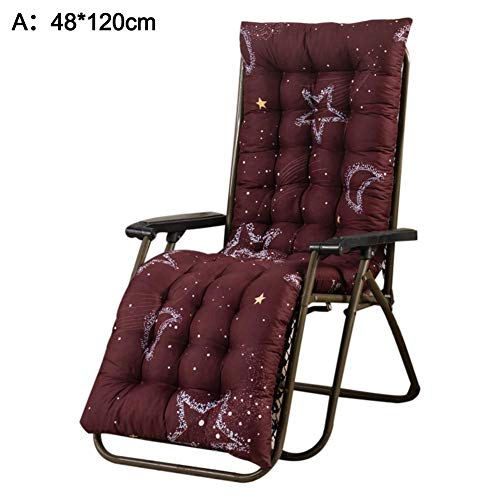 juman634 Multifunctional Sun Lounger Cushions,Garden Furniture Cushions - Thickened Recliner Cushion Rocking Chair Cushion Sofa Cushion Tatami Mat Bay Window Mat Floor Mat