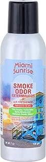 Paul Hoge Creations Smoke Odor Exterminator 7oz Large Spray, Miami Sunrise