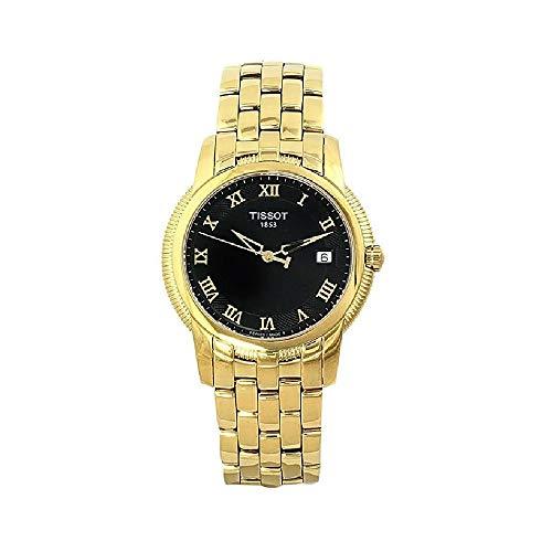 Tissot Herren-Armbanduhr Ballade III Edelstahl T0314103305300