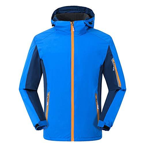 Hombre/Mujer Pantalones tácticos de esquí de nieve Espesar Aislamiento con forro polar...