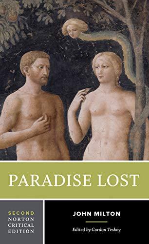 Paradise Lost (Second Edition) (Norton Critical Editions)