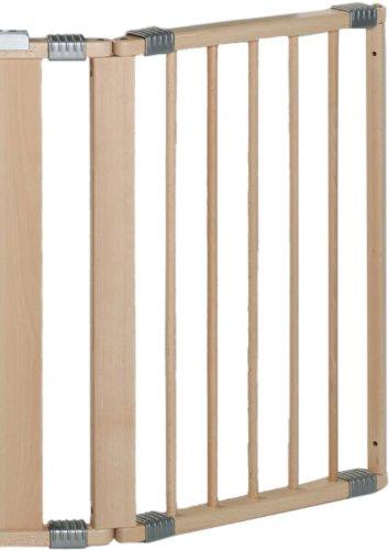 Geuther - Verlängerungsseite 44 cm für Konfigurationsgitter, natur