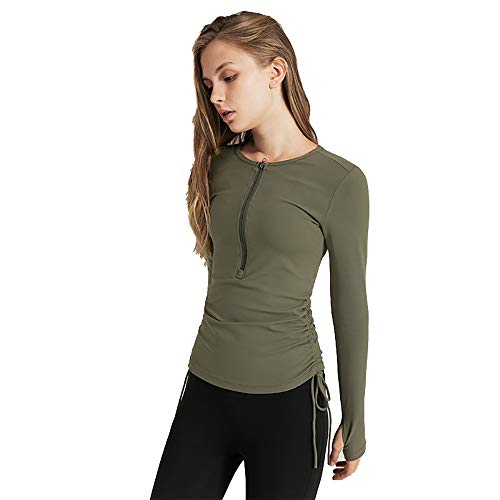 VDSON - Angel-Hemden & T-Shirts für Damen in Green, Größe Large
