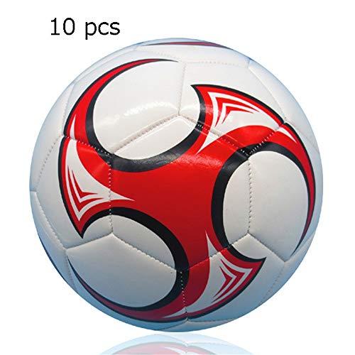 Best Buy! Durable Children's Official Size 5 Training Football Soccer Ball Christmas Gift For Kids O...