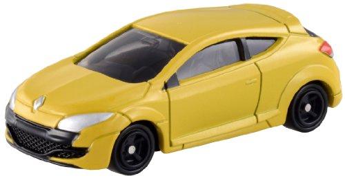 トミカ №44 ルノー メガーヌ RS (箱)