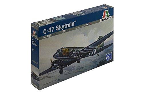 Italeri 0127 - C-47 Skytrain Model Kit Scala 1:72
