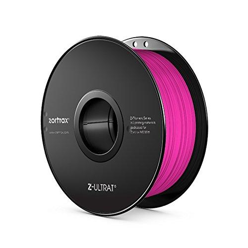 Zortrax 10740 Z-ULTRAT Filament, 800 g, 1.75 mm, Neon Pink