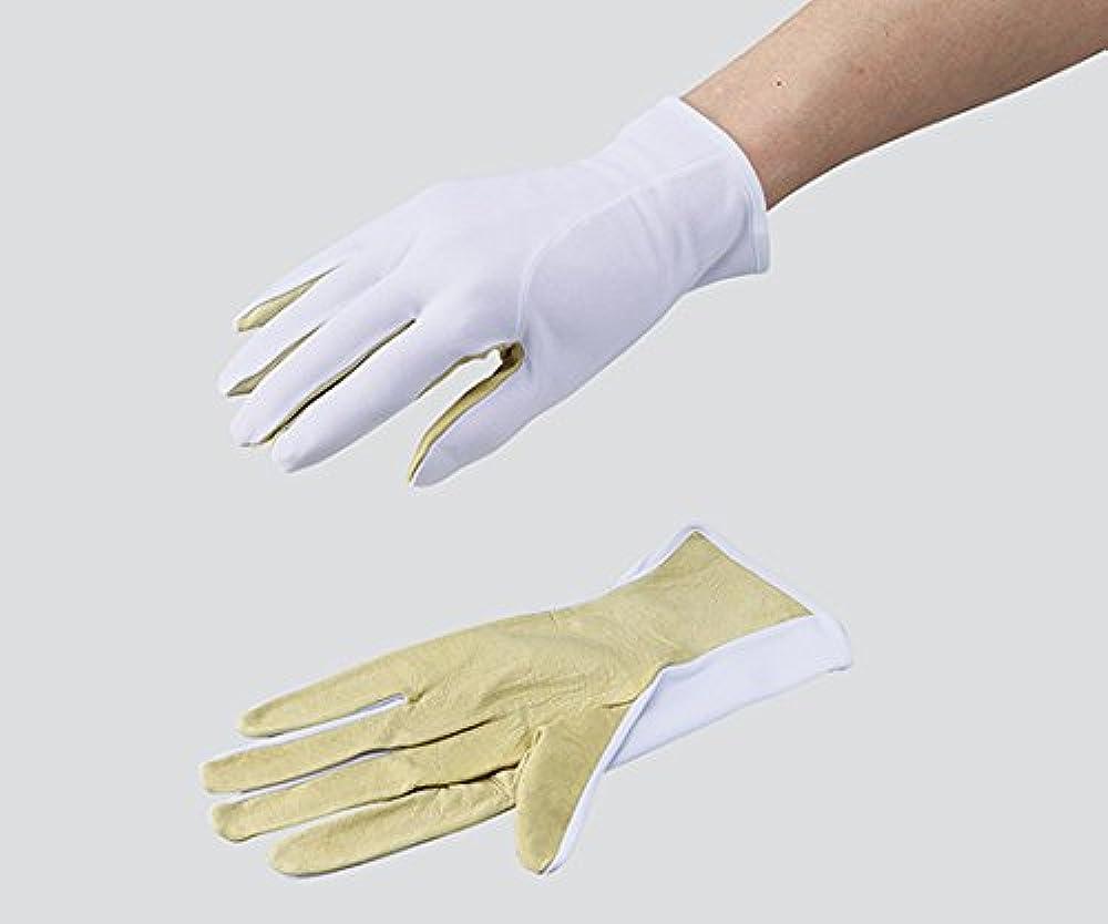 表面的なホイップもっと少なく3-6076-02革手ライナー手袋ポップハンド(R)MP-805