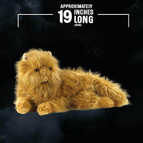 The-Noble-Collection-Harry-Potter-Crookshanks-Collectors-Plush-Officially-Licensed-19in-48cm-Ginger-Kneazle-Cat-Plush-Toy-Dolls-Gifts