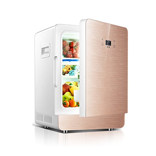 YZY 20L auto koelkast kleine koelkast mini-vriezer digitaal scherm studentenhuis koelkast draagbare koelbox