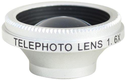 Kenko Smartphone Lens Tele (1.6x) Magnet Type Silver