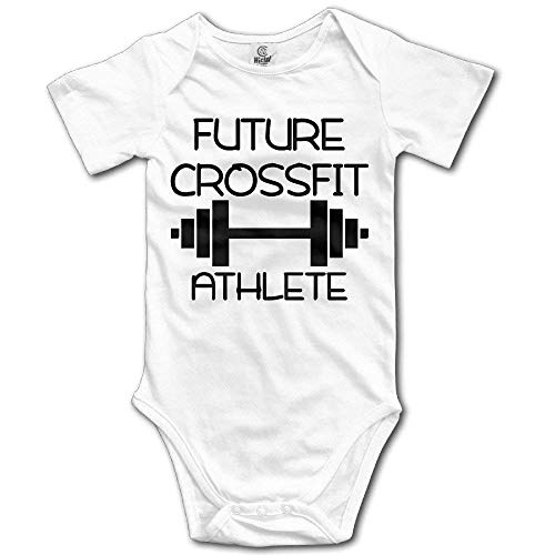 shuangshao liu Infant Future Crossfit Athlete Cute Baby Ropa de bebé