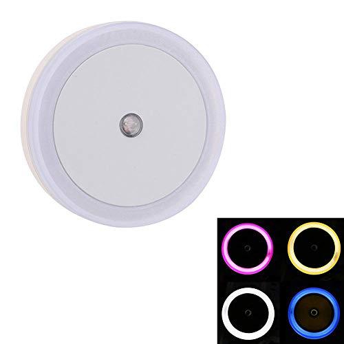 Ac110 V-220 V lichtsensor besturingswand nachtlampje Eu/Us stekkersensor nachtlampje voor baby kinderen slaapkamer nachtlampje vervangbaar
