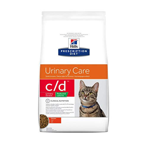 Prescription Diet c/d Feline multicare Reduced Calorie mangime Secco Gusto Pollo 1,5 kg.