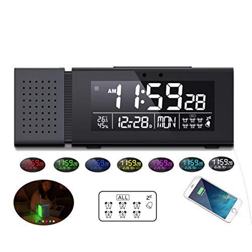 Radio Despertador Sony Icf-C1B Marca Aceshop