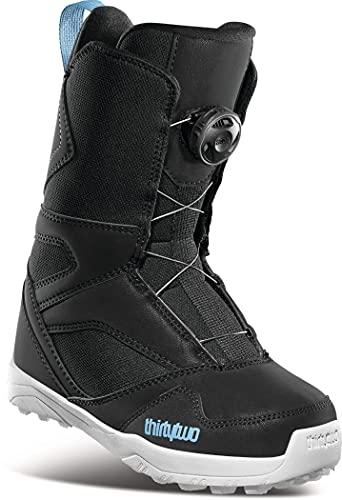 Thirty Two BOA Kids Snowboard Boots Black Sz 6C