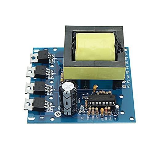 JCMYSH Relaismodul 500W Booster, DC 12V 24V. Zu AC 18V 0-220V-380V Einfacher Wechselrichter Electronic Components Kit. (Size : 500W)