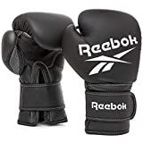 【Amazon.co.jp 限定】リーボック(Reebok) ボクシンググローブ 【 ブラック】 10オンス TKS91RB013 10 oz