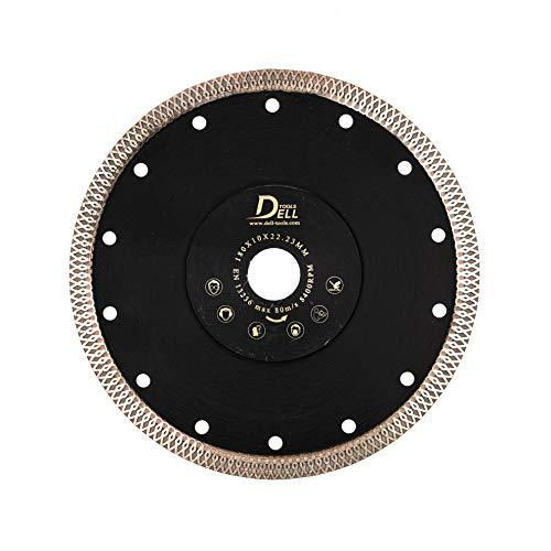 Disco diamantato Ø 180 X-Type in gres porcellanato, piastrelle, granito, disco da taglio diamantato