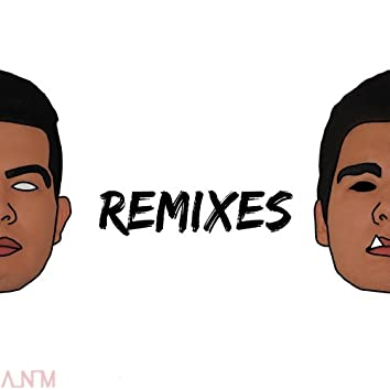 I'm Only Human Remixes (feat. The Wookie)